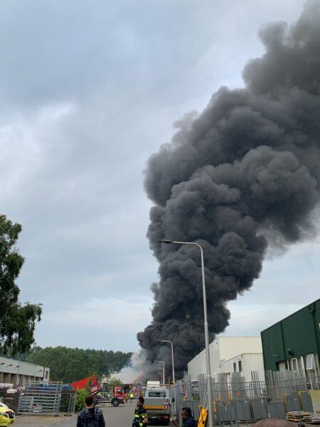 industriebrand